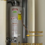 Costly Water Heater Regulation